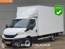 Utilitaire caisse grand volume Iveco Daily 35S18 3.0 180PK XXL 490cm lange Bakwagen Laadklep Nieuw!!! A/C Cruise control