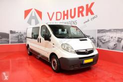Opel Vivaro 2.0 CDTI L2H1 DC Dubbel Cabine užitková dodávka použitý