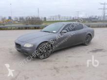 Voiture Maserati QUATTRO PORTE