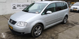 Furgoneta coche Volkswagen Touran 2.0 FSI