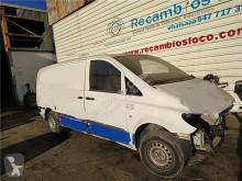 Pièces détachées Unité de commande pour véhicule utilitaire MERCEDES-BENZ Vito Furgón (639)(06.2003->) 2.1 111 CDI Compacto (639.601) [2,1 Ltr. - 80 kW CDI CAT]