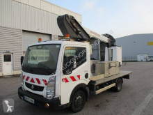Renault Maxity 130 DXI used telescopic platform commercial vehicle