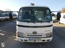 Toyota Dyna D4D utilitaire benne tri-benne occasion