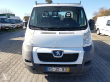 Peugeot Boxer 2,2L HDI 120 CV utilitaire benne standard occasion