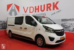 Opel Vivaro 1.6 CDTI L2H1 DC Dubbel Cabine Navi/Cruise/Airco/PDC fourgon utilitaire occasion