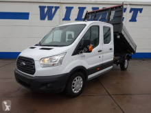 Ford Transit 350 L utilitaire benne tri-benne occasion