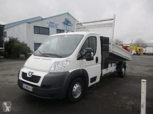 Peugeot Boxer 2,2L HDI 130 CV utilitaire benne standard occasion