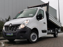 Renault Master 2.3 dci 125, kipper, air tweedehands open bakwagen