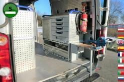 Volkswagen Crafter 35 2,5 TDI AHK KLIMA WERKSTATT SORTIMO S fourgon utilitaire occasion
