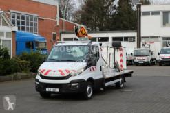 Carrinha comercial plataforma Iveco Daily Bühne Versalift 13m /2 P.Korb 200kg/HU+UVV