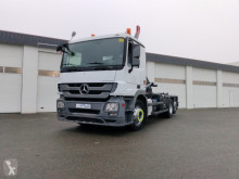 Véhicule utilitaire Mercedes Actros 2541 NLG 6X2 POLYBENNE occasion