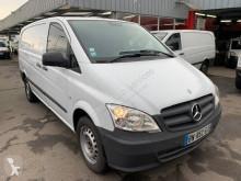 Mercedes positive trailer body refrigerated van Vito 110 CDI 2.2