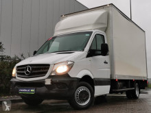 Mercedes large volume box van Sprinter 513 cdi gesloten laadbak