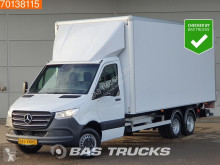 Mercedes large volume box van Sprinter 516 CDI BE Combi 3500PLUS Clixtar Trekker Oplegger A/C Cruise control