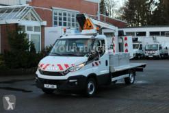 Iveco platform commercial vehicle Daily EURO 6 Bühne Versalift 11m/Klima/AHK/22h!