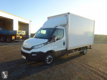 Utilitaire caisse grand volume Iveco Daily Hi-Matic 35C16