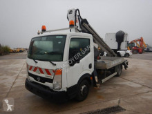 Nissan SCORPION 1812 used platform commercial vehicle
