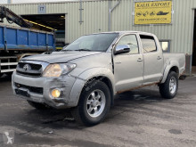 Voiture pick up Toyota HiLux D-4D 4X4 AIRCO DOUBLE CAB Diesel Engine