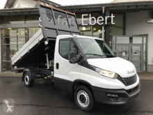 Iveco Daily 35 S 18 H 3.0L Dreiseitenkipper Klima+AHK used three-way side tipper van
