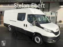 Лекотоварен фургон Iveco Daily 35 S 18 H SV 3.0L+2.Sitzreihe+Klima+AHK