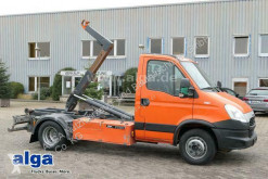 Utilitaire benne Iveco 70C17, Euro 5, 5.000kg Traglast, 2x AHK, 7to. GG