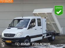 Furgoneta furgoneta volquete Mercedes Sprinter 513 CDI Kipper DC Airco Trekhaak Tipper Benne A/C Double cabin Towbar Cruise control