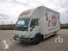 Véhicule utilitaire Nissan Cabstar occasion