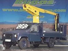 Land Rover Defender utilitaire nacelle articulée télescopique occasion