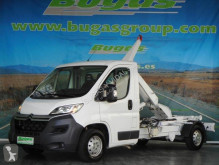 Citroën Jumper 3.5 used commercial vehicle ampliroll / hook lift