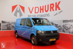 Volkswagen Transporter 2.0 TDI 140 pk L2H1 DC Dubbel Cabine Navi/Cruise/Airco/Trekhaak fourgon utilitaire occasion