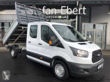 Utilitaire benne Ford Transit 2.0 DoKa Kipper NL790kg 2x Airbag AHK