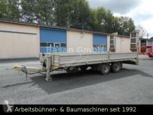 Furgoneta remolque ligero Müller Mitteltal Tieflader ETÜ TA , 8900kg