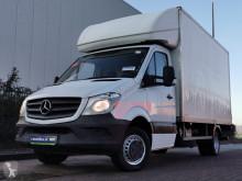 Utilitaire caisse grand volume Mercedes Sprinter 513 cdi laadklep !