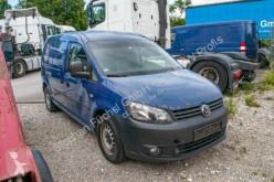Volkswagen Caddy kühlkastenwagen isoliert mit Kühlaggregat használt haszongépjármű hűtőkocsi