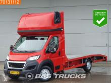 Úžitkové vozidlo úžitkové vozidlo na prepravu vozidiel Peugeot Boxer 2.0 Blue HDI 163PS Autotransporter Ambulance Cartransporter Winch A/C Towbar