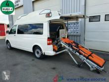 Ambulance Volkswagen T5 Krankentransport inkl Trage Rollstuhl Scheckh
