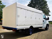 Iveco Daily used negative trailer body refrigerated van