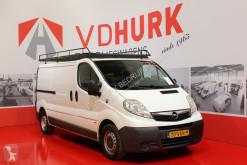 Opel Vivaro 2.5 CDTI L2H1 115 pk Airco/Imperiaal/Trekhaak užitková dodávka použitý