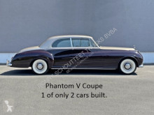 Voiture berline Rolls-Royce Phantom V Saloon Coupe, by James Young Matching Numbers Phantom V Saloon Coupe, by James Young Matching Numbers