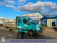 Veículo utilitário comercial estrado caixa aberta caixa aberta Mercedes Sprinter 316 CDI Pritsche Doka Euro 5 Maxi