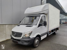 Utilitaire caisse grand volume Mercedes Sprinter 514