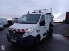 Renault Master DCI 165 BENNE + COFFRE utilitaire benne occasion