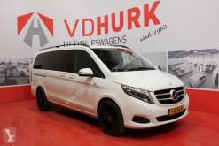 Veículo utilitário Mercedes Classe V 220d 164 pk Aut. DC Dubbel Cabine LED/Standkachel/Adaptive Cruise/Navi/Pre-Safe furgão comercial usado