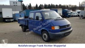 Furgoneta furgoneta caja abierta teleros Volkswagen T4 Pritsche, AHK, 2.4 Ltr ,55 KW
