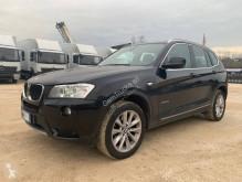 BMW X3 voiture 4X4 / SUV occasion