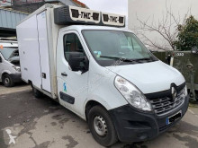 Renault negative trailer body refrigerated van Master 125 DCI