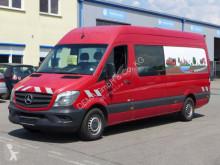 Mercedes Sprinter 316*Euro6*TÜV*Schalter*Klima*6 Sitze* фургон б/у