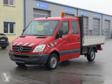 Veículo utilitário Mercedes Sprinter 316*Euro5*Schalter*Doka*Klima* Sitze* comercial estrado caixa aberta usado