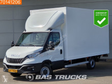 Utilitaire caisse grand volume Iveco Daily 35S18 3.0 180PK Nieuw Bakwagen Laadklep Zijdeur Airco Cruise 21m3 A/C Cruise control