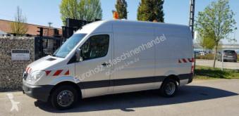 Mercedes-Benz 516 Cdi Klima Webasto Werkstattschränke AHK használt haszongépjármű furgon